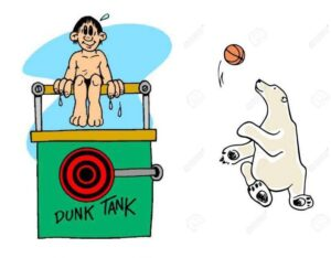 DUNK TANK FUNDRAISER @ BROOKFIELD ZOO